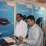Polydrive Belt Exhibition 2011-12