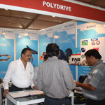 Exhibition by best industrial belt manufacturers