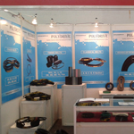 Exhibition of industrial belts