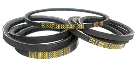 Cogged Belt Suppliers in India